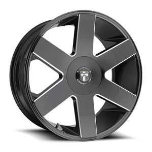 BALLER_6_22x9.5_GLOSS_BLK_AND_MILLED_A1_3001