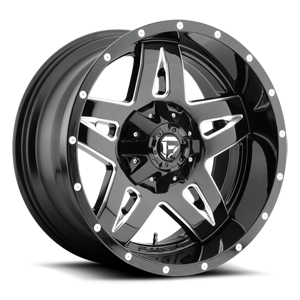 BLK Full Blown 18x10 300