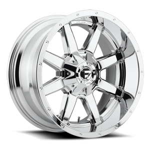 Fuel Mav 20x10 Chrome 300