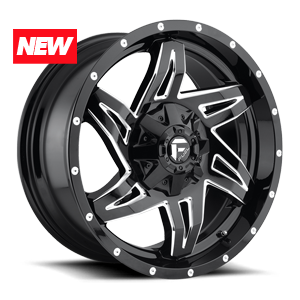 ROCKER 20x9 BLK N MILLED A1 300 1451x 5116