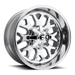 TITAN 20X10 POLISHED A1 3001